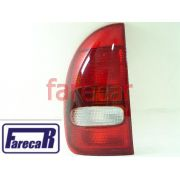 Lanterna Traseira GM Corsa Hatch 4 Portas Pick Up Corsa Wagon Perua Sw 1995 a 1999 95 96 97 98 99 1996 1997 1998