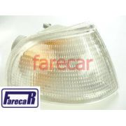 Lanterna Dianteira Pisca Seta Monza 1991 a 1996 Mod A Cristal Nova