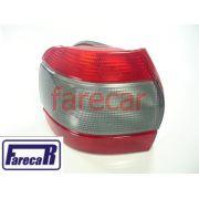 Lanterna Traseira Fiat Siena 1996 A 2000 Original Esquerda