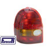 Lanterna Traseira Corsa WIND Hatch 2 Portas 1994 A 1999  94 95 96 97 98 99 1995 1996 1997 1998 ACRILICA