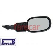 Espelho Retrovisor Ford Ka 1997 A 2006 Com Controle Interno