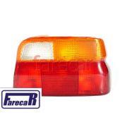 Lanterna Escort Verona 93/96 Tricolor Original Ford Arteb Só Lado Direito