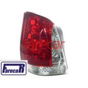 Lanterna Traseira Pisca Cristal Fiat Palio 2004 a 2007