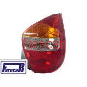 Lanterna Palio G2 01 a 03 e Fire 03 a 10 Carcaça Preta