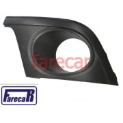 MOLDURA GRADE DO FAROL DE MILHA DO PARACHOQUE VW CROSSFOX 2010 A 2014 VW SPACECROSS 2011 A 2014 - 10 11 12 13 14 2012 2013