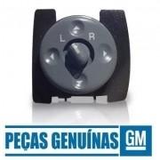 Botão do espelho retrovisor eletrico Original GM 15009690 S10 BLAZER SILVERADO GRAND BLAZER 1995 1996 1997 1998 1999 2000 2001 2002 2003 2004 2005 2006 2007 2008 2009 2010 2011