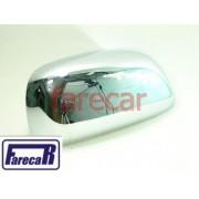 Capa Espelho Retrovisor Hilux Srv 06 A 09 Cromada Sw4 Usada