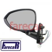 espelho retrovisor eletrico com pisca original Metagal Fiat Idea 2011 2012 2013 2014 2015 11 12 13 14 15