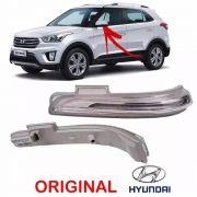 Lanterna de pisca seta da capa do espelho retrovisor esquerdo Hyundai Creta 2017 2018