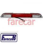 Lanterna de teto luz de freio e caçamba brake light Vw Saveiro G5 G6 2008 2009 2010 2011 2012 2013 2014 2015