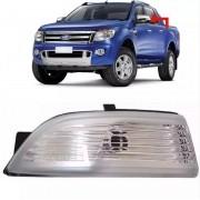 pisca da capa do espellho retrovisor esquerdo Original Ford AB3913A356AA  Ranger 2012 2013 2014 2015 2016 2017 2018