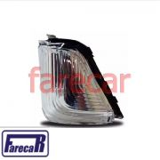Pisca Seta Direita da Capa do Retrovisor Mercedez Benz Sprinter 2012 2013 2014 2015 2016