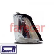 Pisca Seta Esquerda da Capa do Retrovisor Mercedez Benz Sprinter 2012 2013 2014 2015 2016