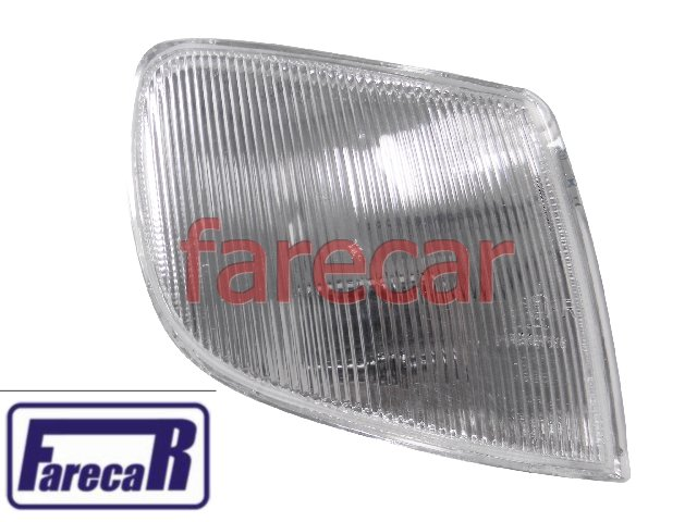 Lanterna Falso Pisca Aplique lado do farol  Passat 93 a 96 Variant  - Farecar Comercio