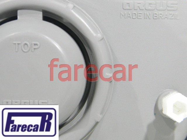 Farol Auxiliar Milha Neblina Monza 91 A 98 Novo  - Farecar Comercio