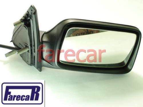 Espelho Retrovisor Golf 92 A 98 Novo Controle Alavanca  - Farecar Comercio