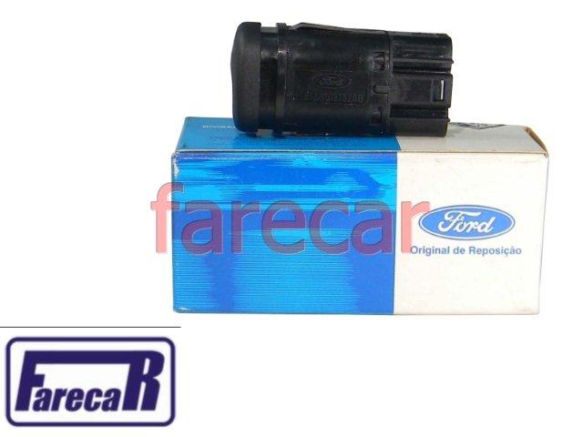 Botao Luz Lanterna Caçamba Brake Light Courier Breake  - Farecar Comercio