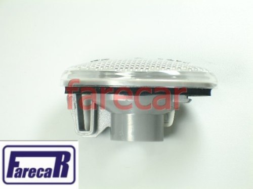 Lanterna Lateral Pisca Seta Mercedez Classe A Cristal Branca  - Farecar Comercio
