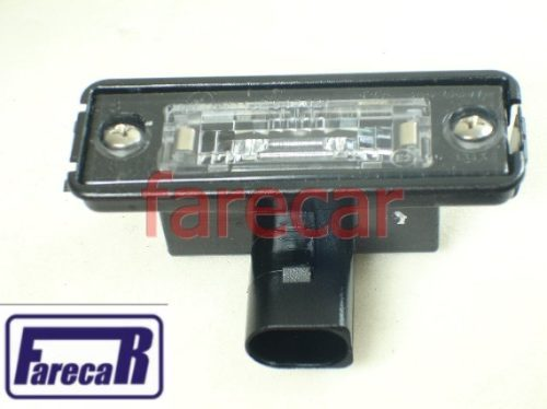 Lanterna Placa Golf Polo Gol G3 Nova Original Vw  - Farecar Comercio