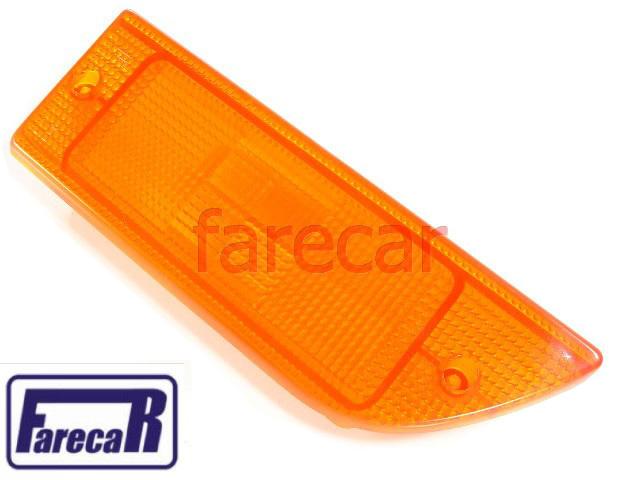 Lente Pisca Seta Passat Gts Pointer 83 A 89 Parachoque Ambar  - Farecar Comercio