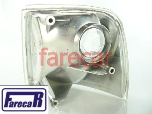 Lanterna Pisca Seta Ranger 1994 A 1997 Nova Cristal  - Farecar Comercio