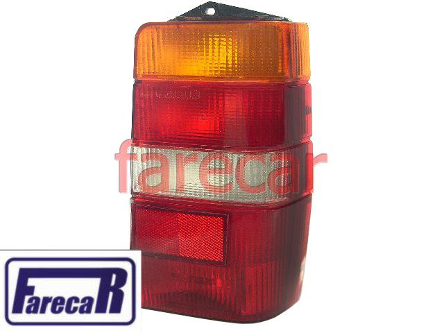 Lanterna Traseira Fiorino 1994 A 2001 Original Cibie Nova  - Farecar Comercio