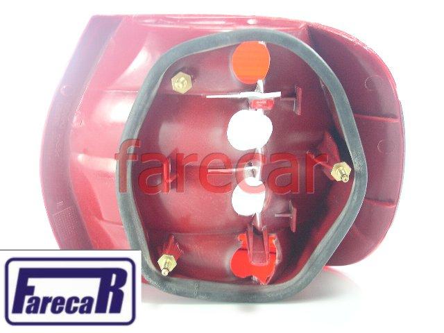 Lanterna Traseira Fiat Siena 1996 A 2000 Original Esquerda  - Farecar Comercio