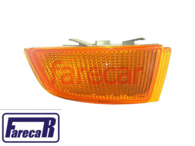 Lanterna Pisca Seta P/choque Escort Xr3 1993...direita Arteb  - Farecar Comercio