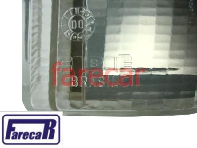 Lanterna Pisca Seta Escort 1984 1986 Cristal Cibie Esquerda  - Farecar Comercio
