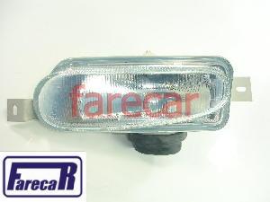 Farol Milha Escort Zetec 1997... Original Ford Esquerdo Novo  - Farecar Comercio