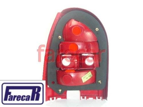 Lanterna Traseira Gol 2000 A 2004 G3 Original Cibie Direita  - Farecar Comercio