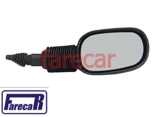 Espelho Retrovisor Ford Ka 1997 A 2006 Com Controle Interno  - Farecar Comercio