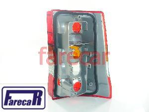 Lanterna Astra Wagon Perua Sw 1994 A 1997 Importada Nova  - Farecar Comercio