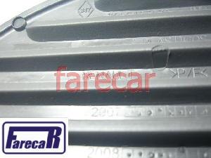 Tela Grade Auto Falante Renault Clio 2000 A 2003 Cinza Original  - Farecar Comercio