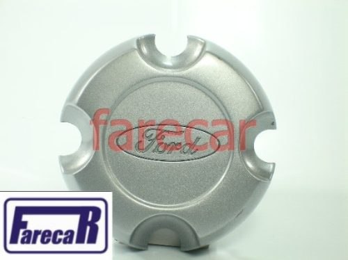 Calota Cubo Miolo Roda Ecosport Xls Roda Ferro Original  - Farecar Comercio