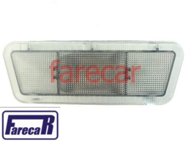 Lanterna Interna Teto Fume Plafonier Corsa Vectra Astra  - Farecar Comercio