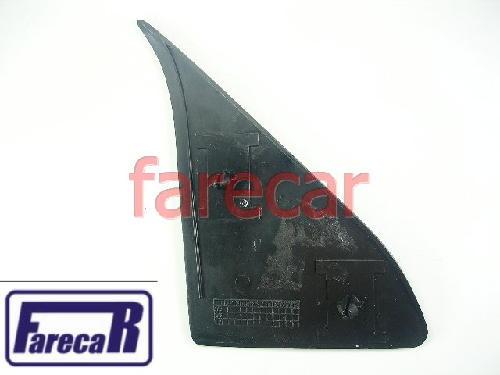 Acabamento Int Espelho Retrovisor Uno Fire 02 A 04 2p Fixo  - Farecar Comercio