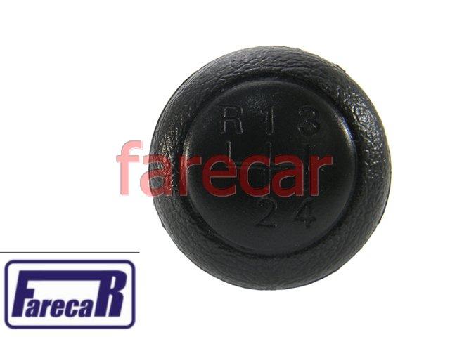 Bola Manopla Cambio 4 Marchas F100 F1000 F4000 F-1000 F-4000  - Farecar Comercio