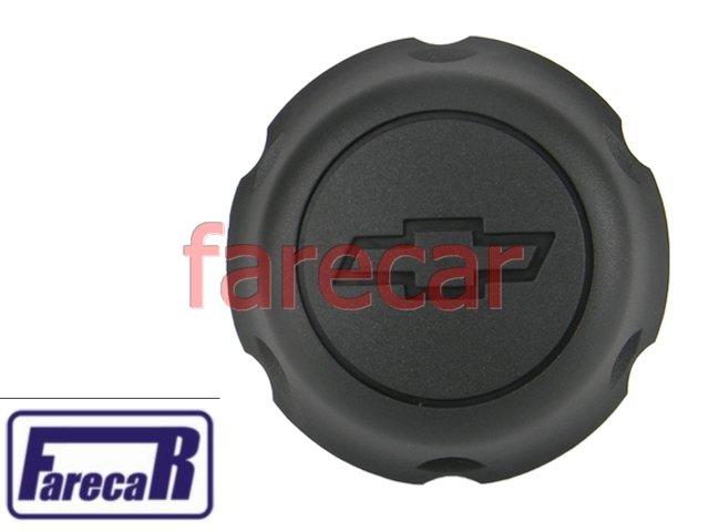 Calota Do Miolo Da Roda De Ferro 6 Furos Gm S10 E Blazer  - Farecar Comercio