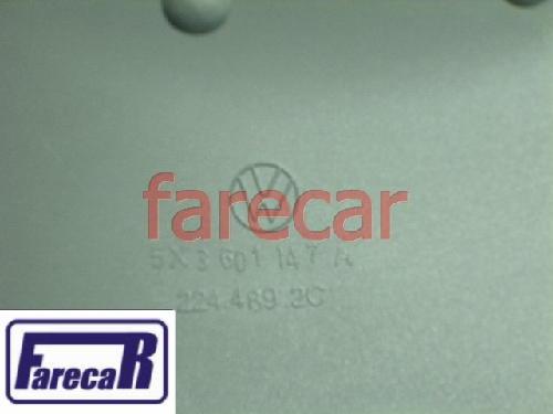 Calota Da Roda Gol G3 Special Nova Original Vw Nylon  - Farecar Comercio