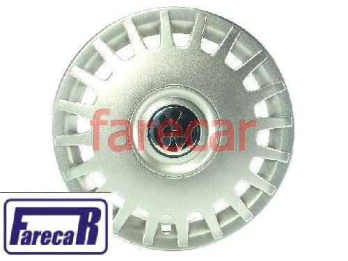Calota Da Roda Golf 1999 a 2004 Nova Original Vw Nylon  - Farecar Comercio