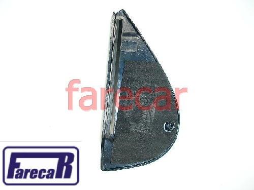 Acabamento Moldura Ext Porta Traseira Fiesta Hatch Original  - Farecar Comercio