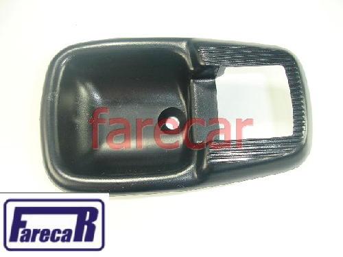 Moldura Int Gatilho Fechadura Fusca Gol Kombi Original Vw  - Farecar Comercio