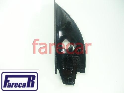 Moldura Interna Espelho Retrovisor Polo Direito Original  - Farecar Comercio