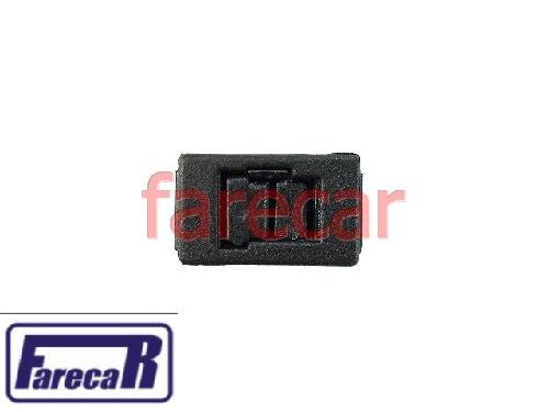 Trinco Fecho trava Porta Luvas Ford Ka Novo Original  - Farecar Comercio