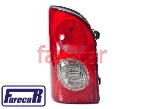 Lanterna Hyundai H100 H 100 1997 a 2002 Nova Importada  - Farecar Comercio