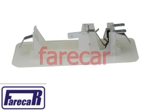 Lanterna Luz Interna do Teto Ford Ka Escort Fiesta Nova  - Farecar Comercio