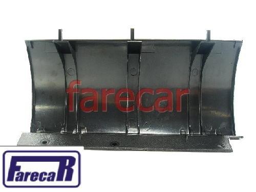 Moldura Painel Gol Parati Saveiro G3 Grafite Falso Airbag  - Farecar Comercio