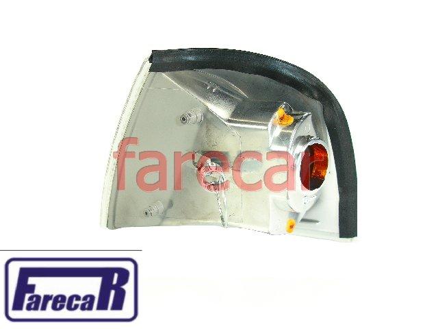 Lanterna Dianteira Pisca Seta Santana Quantum 99 em Diante Nova  - Farecar Comercio
