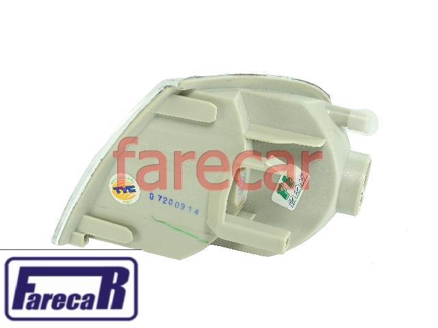 Lanterna Pisca Seta Cristal Partner e Berlingo 99 a 05 Nova  - Farecar Comercio